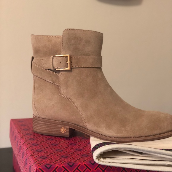 64f4a0603048 Tory Burch Brooke Ankle Bootie. Listing Price   125